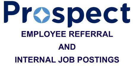 job postings and employee referral